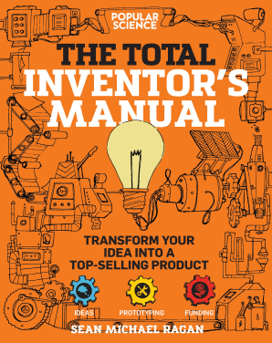 TOTAL INVENTOR'S MANUAL (PAPERBACK EDITION) Other book format  by RAGAN, SEAN MICHAEL