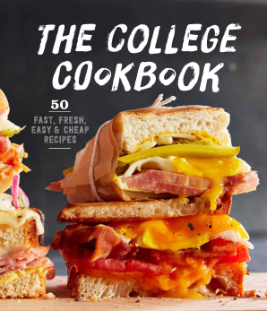 COLLEGE COOKBOOK Other book format  by TBD,
