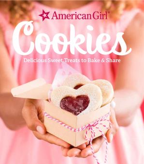 AMERICAN GIRL COOKIES Hardcover  by AMERICAN GIRL,